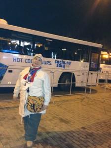 Олимпийский транспорт