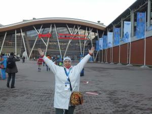 Фото: iraukr Мы приехали на Олимпиаду! Ура!