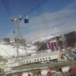 Горный кластер Олимпийских игр в Сочи