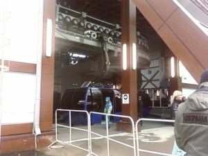 Кабинки - вагончики на 30 человек подъёмника